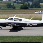 mooney n117hr - Copy
